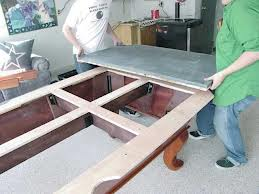 Pool table moves in Hickory North Carolina