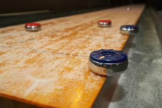 SOLO® Shuffleboard Movers Hickory, North Carolina.